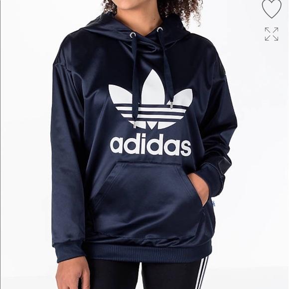 navy adidas sweatshirt